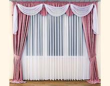 Пошив штор и элементы декора