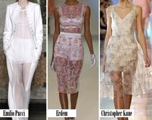 Обзор модных тенденций весны-лета 2013 года