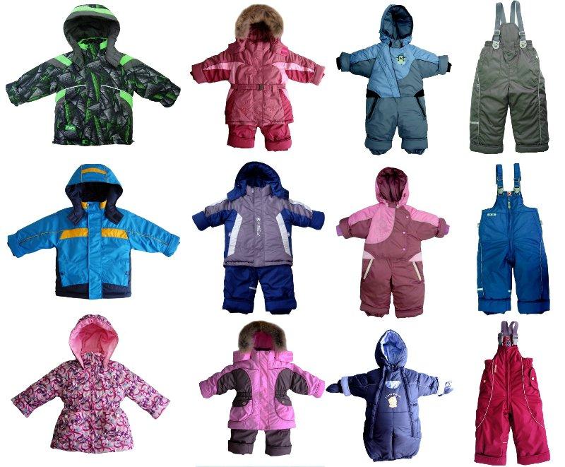 Зимняя одежда для детей магазины спб