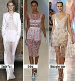 Обзор модных тенденции весны-лета 2013 года